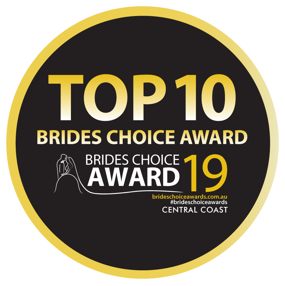 Highly Commended! Brides Choice Award, Top 10